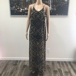 ASTR gorgeous maxi dress